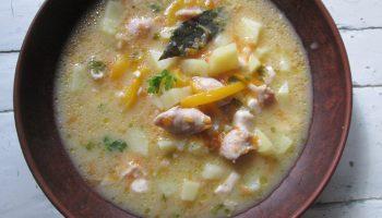 Рецепт сырного супа — разбираю в деталях, как сварить действительно вкусный «деликатес»