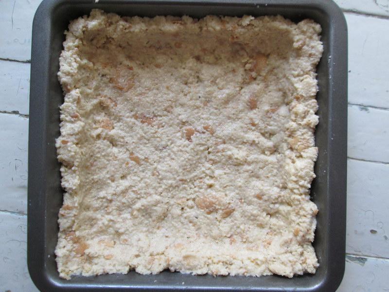 Пирог из остатков хлеба