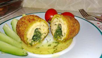 Котлеты по-киевски — такие сочные и вкусные, рецепт от моей сестры киевляночки