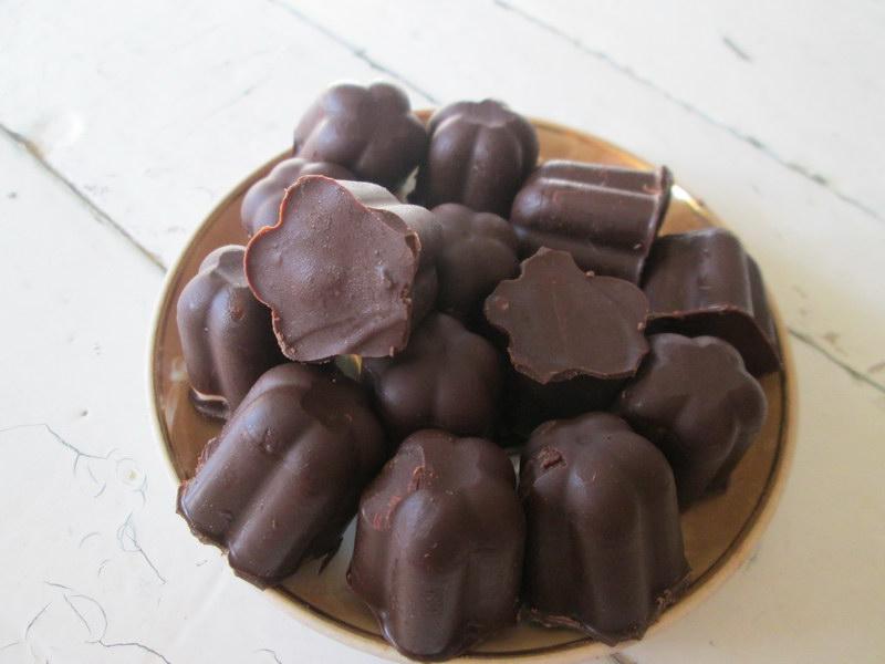 Мой лучший рецепт шоколадных конфет с начинкой