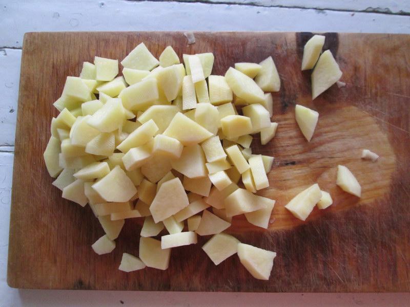 Необычное дрожжевое тесто для чесночных пампушек
