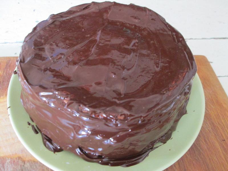Рецепт идеального торта «Пьяная вишня»
