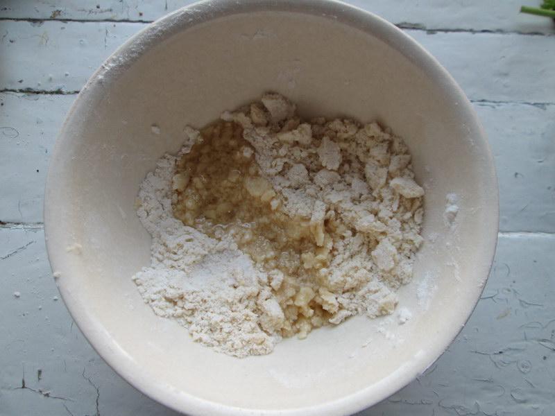 Фуршетный вариант открытого пирога или Реально вкусный перекус для домашнего народа