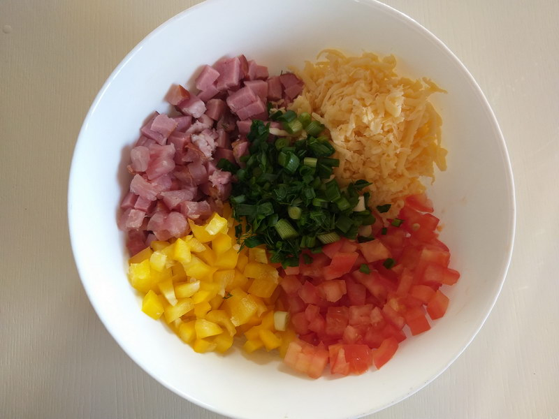 Шикарная закуска из лаваша с мексиканским соусом Гуакамоле из авокадо