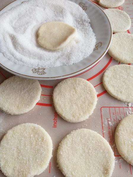 Рецепт, проверенный поколениями «Любимое творожное печенье»