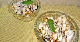 Советский десерт с курагой и черносливом — просто и вкусно