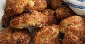 Чудеснейшие «Рассыпчатые булочки с орехами и шоколадом» — идеально для воскресного завтрака