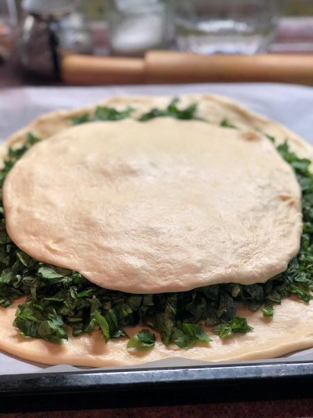 Сладкий пирог с щавелем – делюсь хорошим рецептом