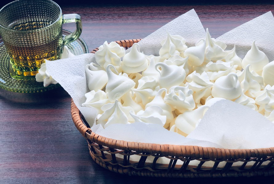 Идеальный десерт «Швейцарская меренга» (безе по швейцарской технологии)