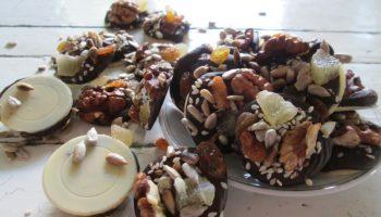 «Грильяж по-деревенски» — много орехов и шоколада, а главное дешевле, чем в магазине