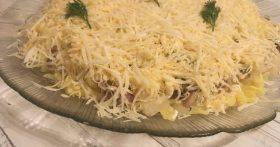 Салат «Викинг» — люблю этот салат за его необычный вкус