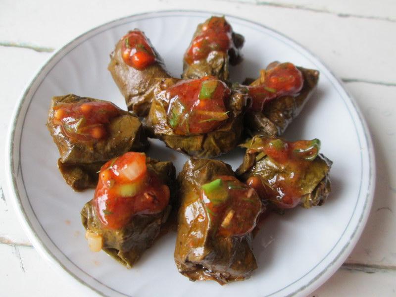 Долма по рецепту моей армянской подруги