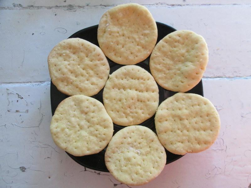 Галетное печенье, как в детстве – Все предельно просто, а вкус настоящий