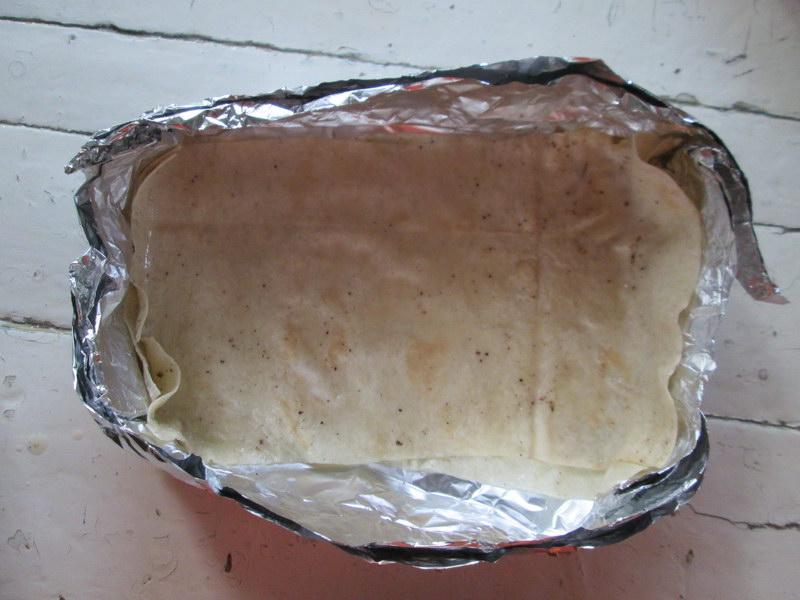 Настоящий слоённый торт из лаваша (2 вида крема, 6 коржей и всего за 20 минут!)
