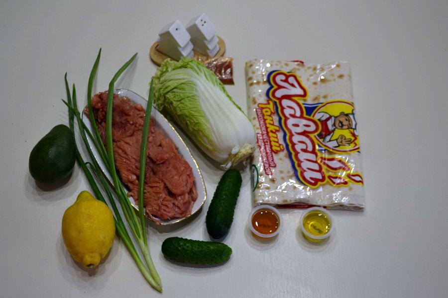 Мексиканская закуска «Такос» - всё, как в сериалах