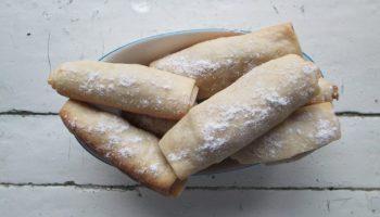 Идеальное печенье «Бармак» — когда тесто абсолютно незаметно, а начинка великолепна