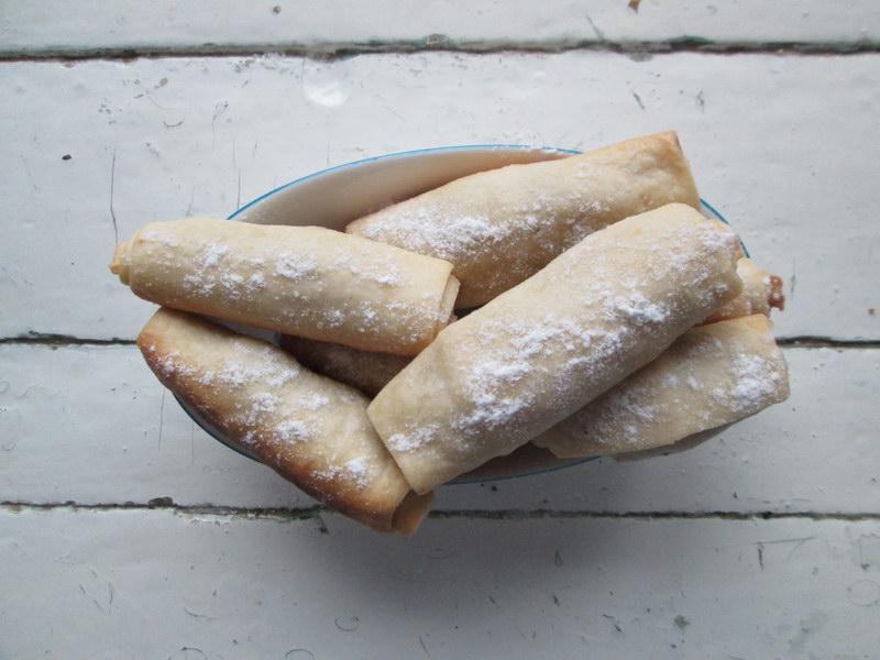 Идеальное печенье «Бармак»
