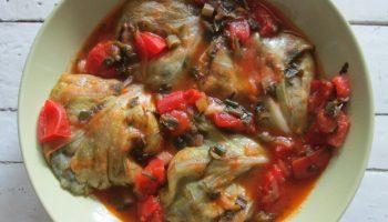Шикарные овощные голубцы в подливе (без мяса) — тот случай, когда мужу пора на диету