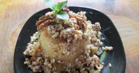 Просто безумная вкусность из теста Катаифи (+рецепт теста для десерта)