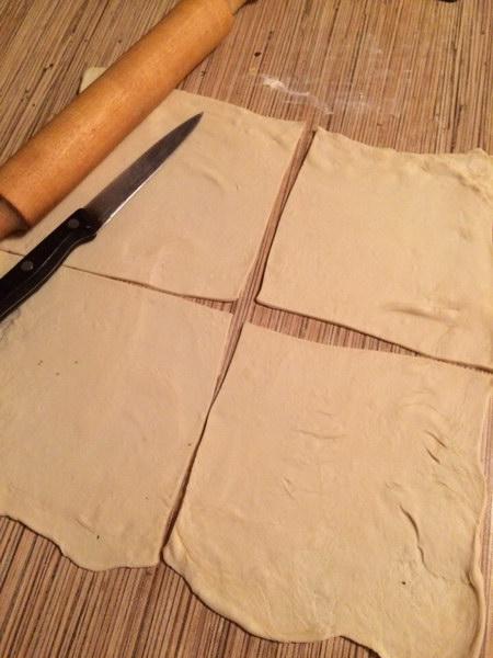 Жюльен в мешочках из слоёного теста - ещё нежнее и сытнее (и кокотницы не нужны)