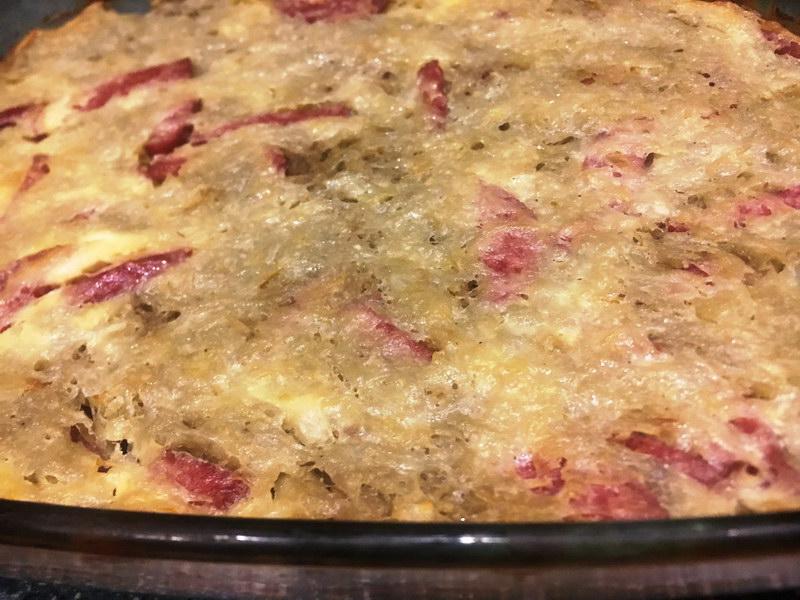 Мядзведзь - рецепт настоящей деревенской картофельной запеканки из Беларуси