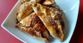 Самса с курицей — рецепт сочных и воздушных азиатских пирожков