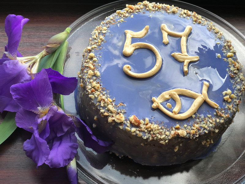 Торт на День Рождение по рецепту торта «Москва», вкус не отличить от покупного и гости оказались в восторге