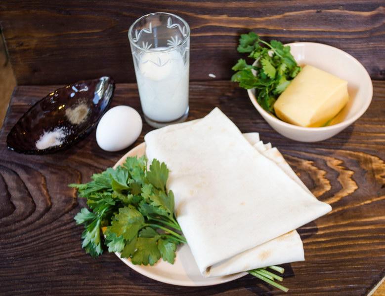 Рецепт Грузинской сырной запеканки в духовке