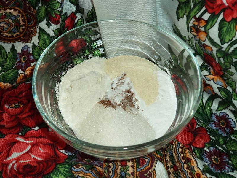 Волшебство в духовке «Варшавский яблочный пирог» - рецепт без замесов (из сухих ингредиентов)