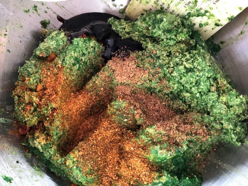 Рецепт моей любимой грузинской закуски – «Пхали со шпинатом»