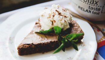 Шведский шоколадный пирог «Кладдкака» (Фишка рецепта — особая структура: не жидкий, но и не сухой)