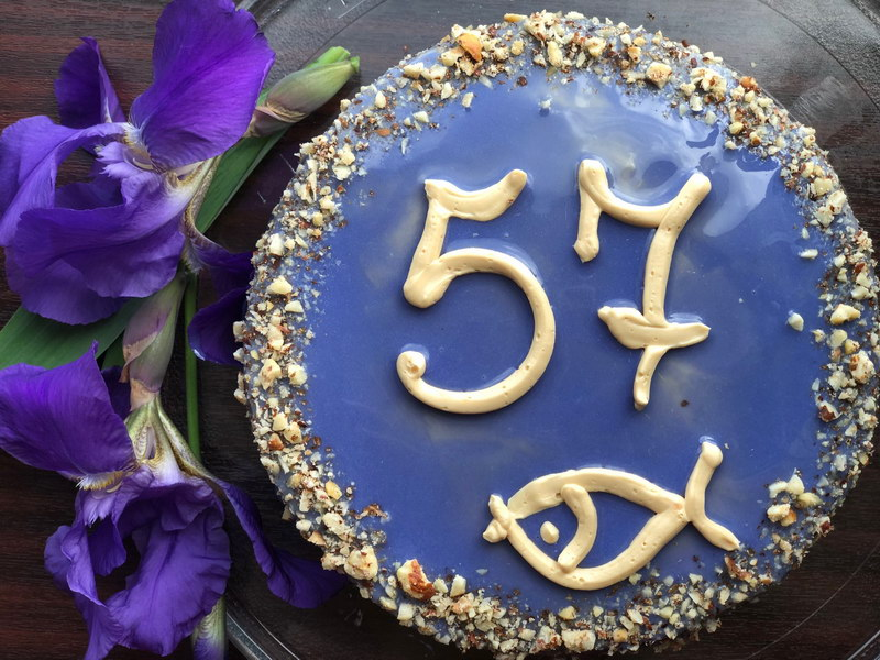 Торт «Москва» на День Рождение, вкус не отличить от покупного и гостям очень понравился