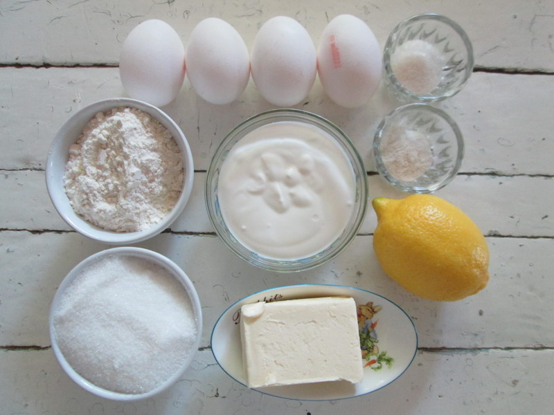 Такого классного рецепта лимонного рулета нигде не найти! (Авторский рецепт)
