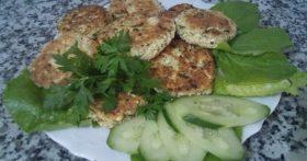 Турецкие сырники с булгуром (вместо манки), ещё вкуснее и сытнее