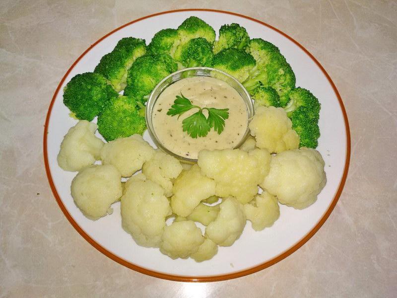 Как вкусно приготовить цветную капусту и брокколи