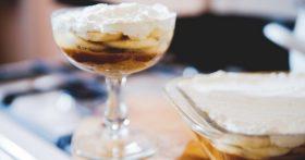 Рецепт любимого семейного десерта без выпечки — «Баноффи»