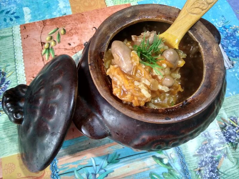 Азиатский кулинарный шедевр из простых куриных сердечек, вкусно - очень