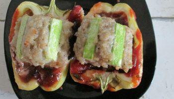 «Фонарики из кабачков» – новый рецепт, как зафаршировать кабачки: оригинально, празднично и безумно вкусно
