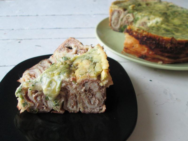 Секретный ингредиент блинного пирога