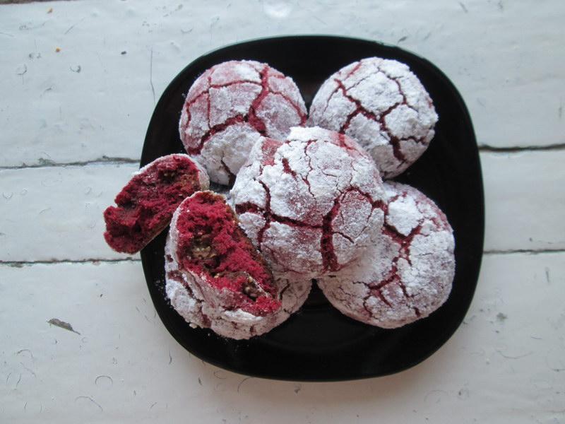Знаменитое печенье «Красный бархат» - не просто модное блюдо, но и потрясающий уникальный вкус