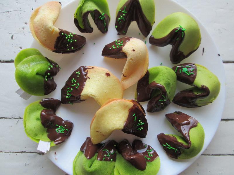 Рецепт печенья с «Предсказаниями»