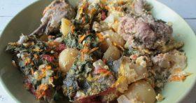 Мой домашний рецепт запечённого картофеля с курицей — ничего сверхъестественного, а вкус — сказка!