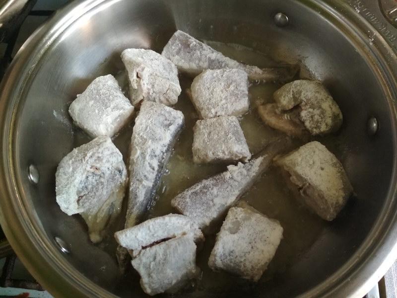 «Минтай в омлете» - рецепт нового блюда из моей любимой рыбы