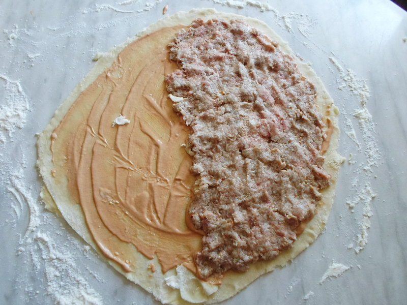 Как приготовить пиццу «Кальцоне» (рецепт хорошего теста)