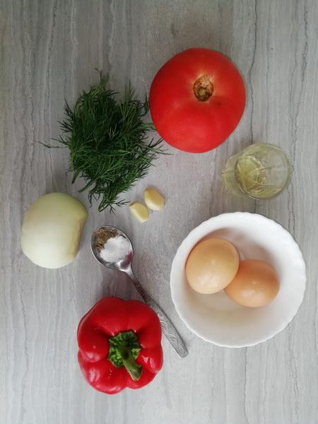 Шакшука – необычная яичница по-израильски