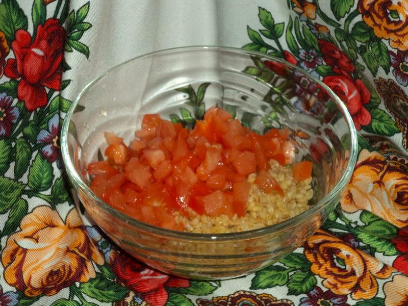 Овощной салат «Табуле» – сочность и свежесть лета в одном блюде