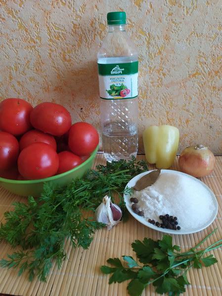 Соседка поделилась новым рецептом консервации «Помидоры с морковной ботвой». Пробовала – вкусно