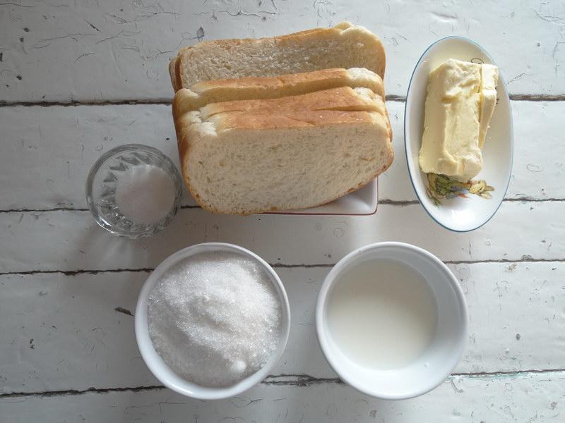 Простой рецепт буквально из ничего! - Хрустящее «карамельное печенье» из хлеба