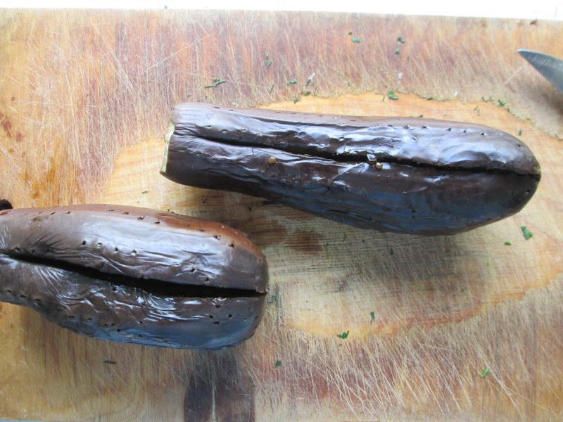 Маринованные баклажаны по рецепту моей семьи (наше семейное достояние)