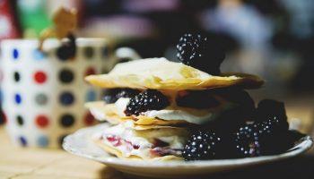 Французский десерт «Тысяча лепестков» (Мильфей) — вкусно до безумия!